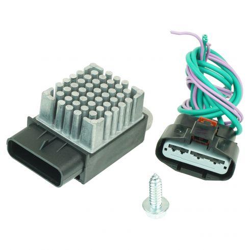 1AZMX00087-Dodge Chrysler Radiator Cooling Fan Relay