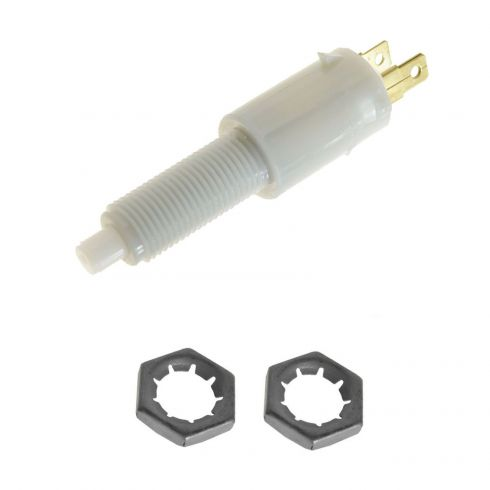 53-91 GM, Chrysler, Ford, Interntnl, Jeep, Saab (w/o Cruise Cntrl) Threaded Type Brake Light Switch