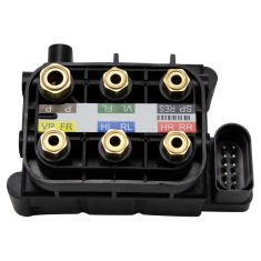 07-16 Mercedes GL, ML, CL, S-Series Air Suspension Solenoid Valve Block