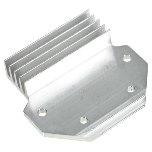 92-07 Buick Cadillac Chevy GMC Olds Pontiac Multifit Ignition Module Insulator Heat Sink (AC DELCO)