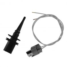 99-11 BMW 1,3, 5, 6, 7, M, X, Z Series Ambient Air Temperature Sensor w/Plug & Pigtail (DORMAN)