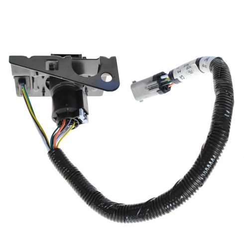 1999-01 Ford Trailer Tow Wiring Harness (w/Plug & Mounting Bracket) Ford  OEM YC3Z-13A576-CA | 99 Ford Trailer Wiring Harness |  | 1A Auto