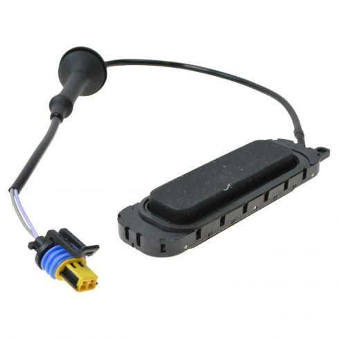 07-14 GM FS SUV Lift Gate Open / Release Latch Switch Pad (AC Delco)