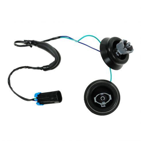 99-07 GM Multifit Engine Knock Sensor Harness w/Dual Connectors & Dual Grommets