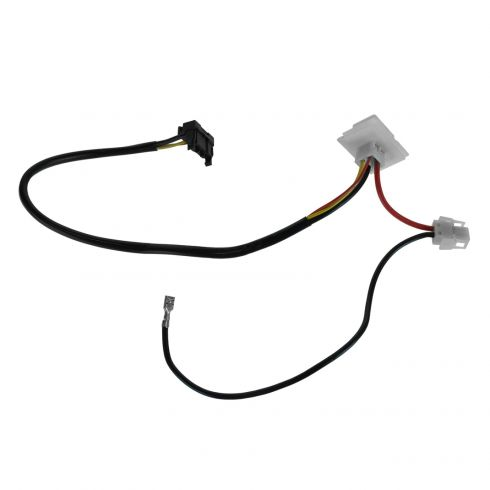 96-99 MB E300; 96-03 E320; 97 E420; 98-02 E430; 99-02 E55AMG Blower Motor Regulator Adapter Cable