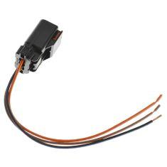 04-10 GM; 95-12 Chrysler; 99-12 Jeep; 95-99 Mitsubishi; 11-12 Ram Multifit 3 Pin Plug w/Pigtail
