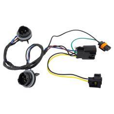 07-14 Chevy Silverado 1500-3500 New Body Headlight Wiring Harness LF = RF (Dorman)