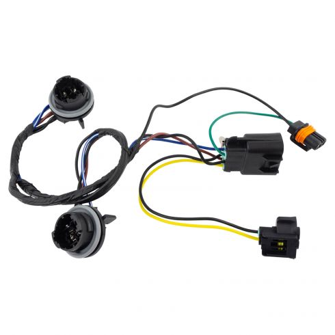A Headlight Wiring Harness on