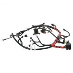 02-03 F250SD-F550SD, Excursion w/7.3L Diesel w/AT (w/o CA Emiss) Main Engine Wiring Harness (Ford)