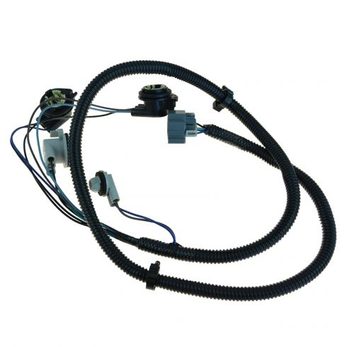 Chevrolet Driver Side Tail Light Wiring Harness General Motors OEM 16531401   Chevrolet Tail Light Wiring Harness      1A Auto