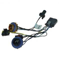 07-13 Avlnche; 07-14 Tahoe, Subn (w/RH Rule Road HL (RPO T84)) Headlight Wiring Harness LH = RH (GM)