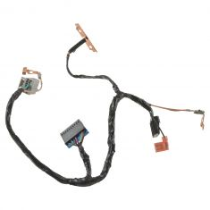 09-13 Silverado, Sierra, FS SUV Steering Wheel Mounted Wiring Harness Assy for Audio Controls (GM)