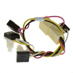 99-01 Dodge Ram 1500; 99-02 Dodge Ram 2500, 3500 Overhead Console Map Light Wiring w/Switches (Mopar